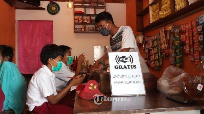 Tahap II Penyaluran Kuota Internet Gratis untuk Siswa dan Guru di Lampung Tengah Akhir Oktober 2020