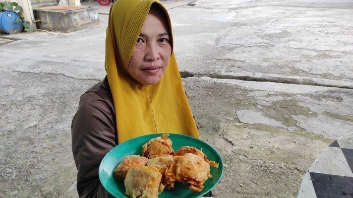 Kuliner Lampung, Pedas Gurih Tahu Goreng Isi Oncom Bikin Nagih
