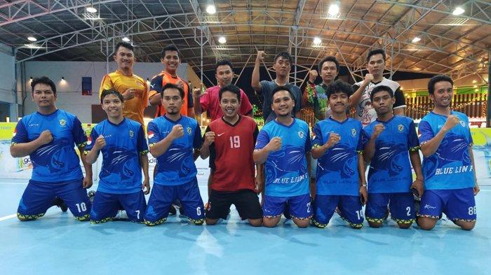 Tak Diperkuat Tim Inti, Tribun Lampung FC Akui Keunggulan Blue Lions FC