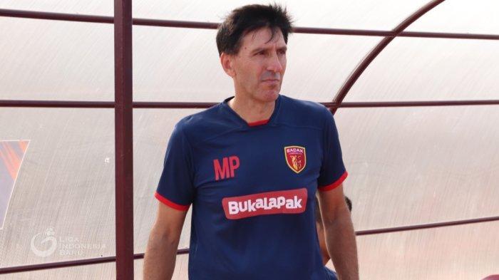 Berita Perseru Badak Lampung Terbaru, Latihan Sore Ini, Milan Siap Curi Poin dari Bhayangkara FC