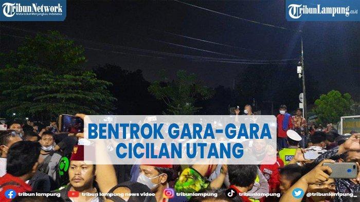 2 Ormas di Bekasi Bentrok Dipicu Persoalan Hutang