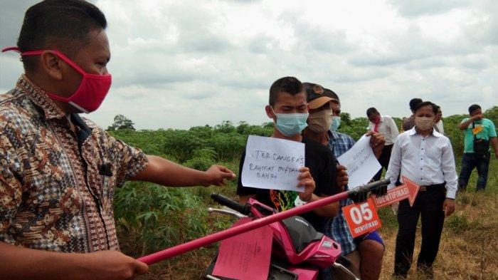Tak Pakai Senjata, 2 Pelaku Bunuh Pelajar di Lampung Selatan Manfaatkan Kubangan Lumpur