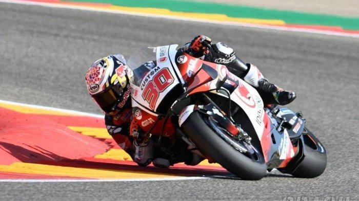 Tampil Apik saat Kualifikasi, Takaaki Nakagami Berpeluang Besar Juara MotoGP Teruel 2020