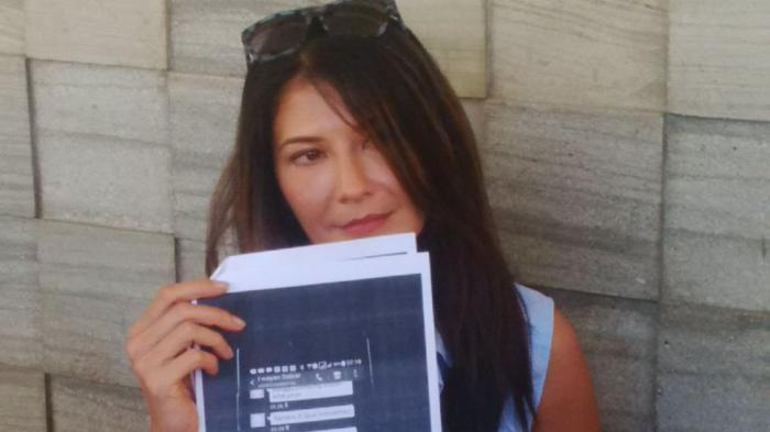 Tamara Bleszynski Diduga Jadi Korban Penipuan Miliaran Rupiah, Datangi Mabes Polri