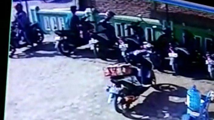 Ditinggal Berdoa, Motor Karyawan BMT di Pringsewu Raib