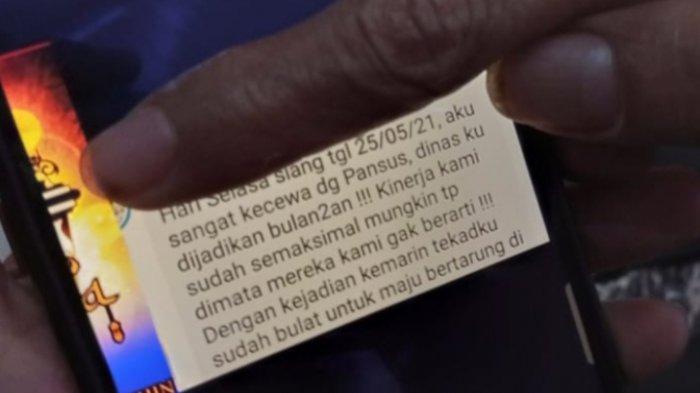 Anggota DPRD Minta ASN Tanggamus Tidak Gampang Mudah Buat Status di Medsos