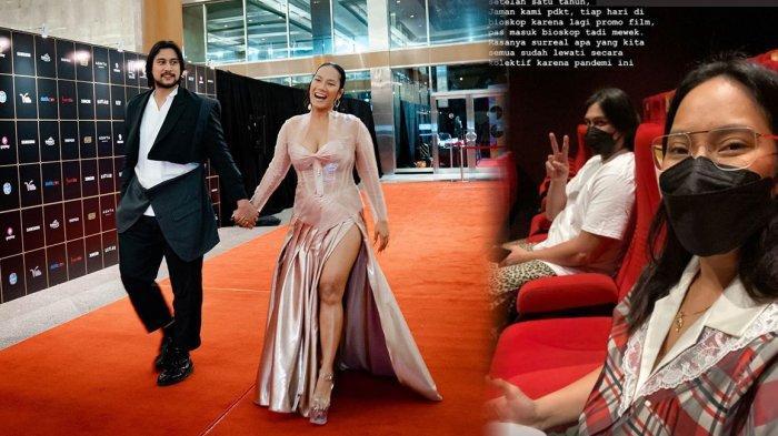 Tara Basro Girang Bisa Kencan dengan Daniel Adnan ke Bioskop Lagi