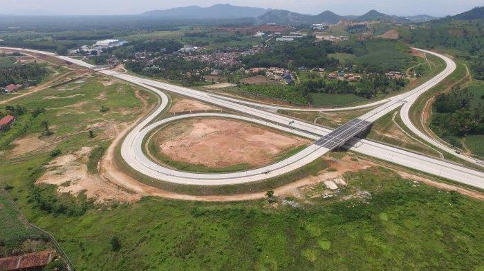 Tarif Tol Bakauheni-Palembang Cuma Rp 283.000, Resmi Berlaku Mulai 6 Januari 2020