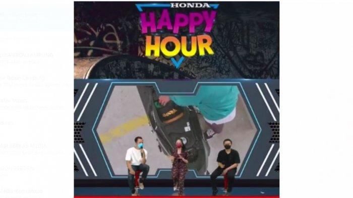 Tunas Honda Lampung Hadirkan Komunitas Lampung BMX di Acara Honda Happy Hou
