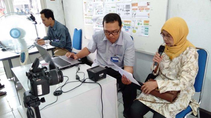 Taspen Lampung Gelar Enrollment Pensiun Bagi Pensiunan PNS