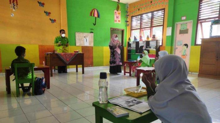 PTM di Mesuji Lampung Segera Digelar, Dinkes Imbau Pasangan Tenaga Pengajar Divaksin