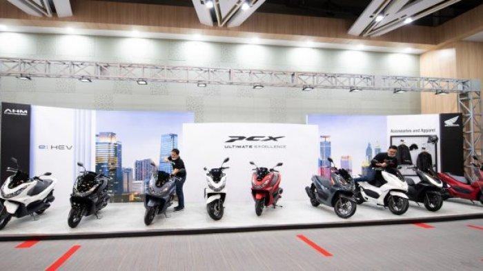 Generasi Terbaru All New Honda PCX Sapa Masyarakat Lampung