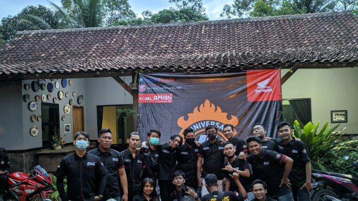 Anniversary ke 5 CBR Club Indonesia Chapter Bandar Lampung Rayakan dengan HIkmat