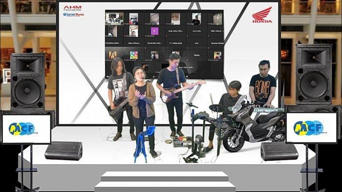 TDM Lampung Gelar Honda Premium Matic Day Secara Online dan Offline