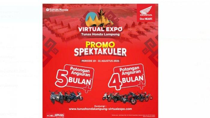 Promo Spektakuler Virtual Expo Tunas Honda Lampung