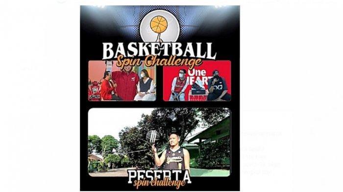 Tunas Honda Adakan Basketball Spin Challenge