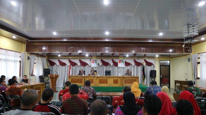Pemkab Lampung Barat Bentuk Tim Desk Pemilu 2019