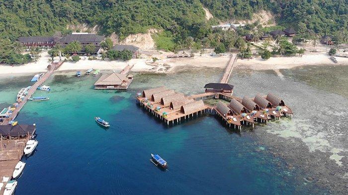 Klaim Pemilik Pulau Tegal Mas, Gugatan Babay Chalimi Tiga Kali Ditolak Pengadilan