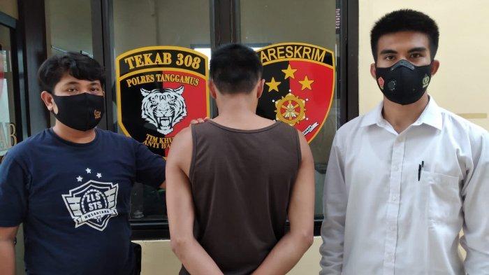Tekab 308 Polres Tanggamus Lampung Amankan Pelaku Pembobol Rumah, Tersangka Ditangkap di Tangerang