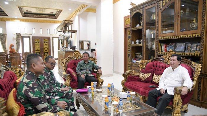 Universitas Terbaik di Lampung, Universitas Teknokrat Jalin Kerjasama dengan Brigif 4 Mar/BS