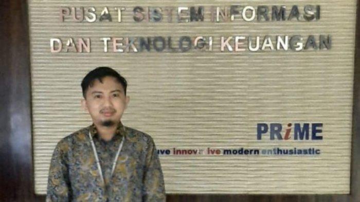 Alumni PTS Terbaik di Lampung, Universitas Teknokrat Faris Hammi Bekerja di Kementerian Keuangan