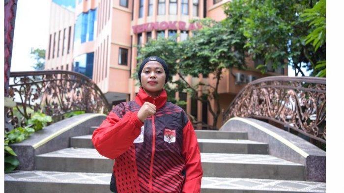 Selly Septiani mahasiswa Universitas  Teknokrat Indonesia yang mewakili  Indonesia di ajang internasional.