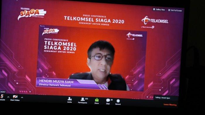 Telkomsel Hadirkan 'Semangat untuk Semua' Menyambut Momen Natal 2020 dan Tahun Baru 2021