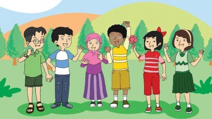 Kunci Jawaban Tema 8 Kelas 5 SD Halaman 134, Keberagaman Indonesia di Festival Kuwung