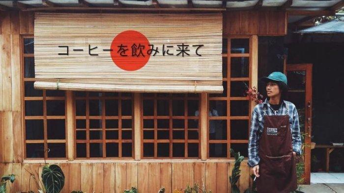 Tempat Wisata di Bandung, Kedai Kopi Unik Bergaya Jepang Nagoya Coffe