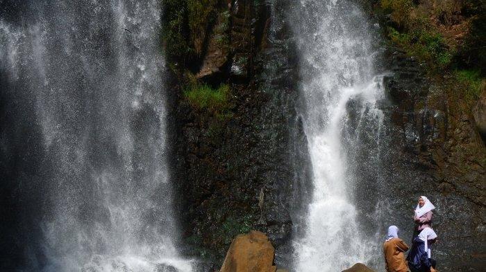 Tempat Wisata di Bandung, Curug Cinulang yang Konon Bikin Enteng Jodoh