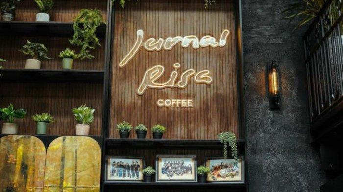 Tempat Wisata di Bandung, Ngopi Bareng Hantu Kota Kembang di Jurnal Risa Coffee