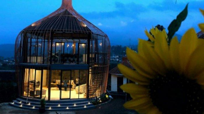 Tempat Wisata di Bandung, Bermalam di Sarang Burung Ala Bubu Jungle Resort