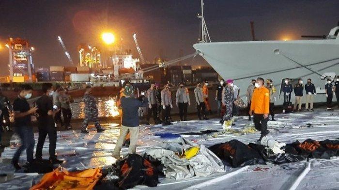 Temuan dari jatuhnya Sriwijaya Air SJ 182 Sabtu 9 Januari 2021.