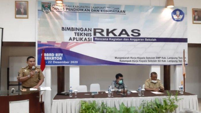 Tenaga Pengajar di Lampung Tengah Terkonfirmasi Covid-19, Disdik Serahkan Rekomendasi PTM ke Satgas