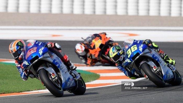 Jadwal MotoGP Jerez, Meski Tidak Juara Marquez dan Morbidelli Puas atas Pencapaian MotoGP Spanyol