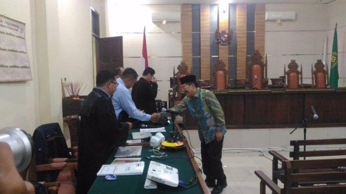 Pengusaha Sibron Azis Ungkap Alasannya Beri Uang di Kasus Suap Proyek Mesuji: Saya Takut . . .