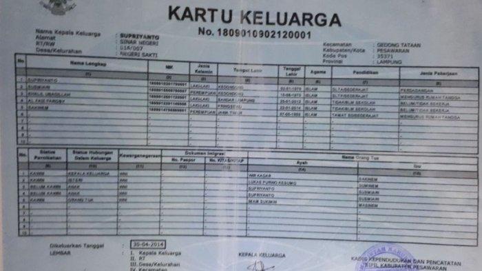 Disadmindukcapil Lampung Utara Terapkan Layanan Dokumen Adminduk Elektronik