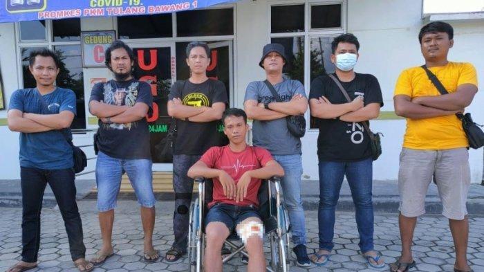 Tersangka Curanmor Ditembak Polisi di Tulangbawang Setelah 8 Bulan Buron