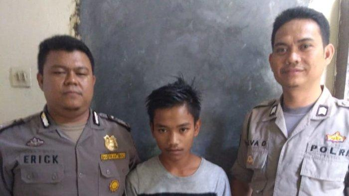 Bandit Curas Rampas Ponsel Pelajar di Tiyuh Tirta Makmur