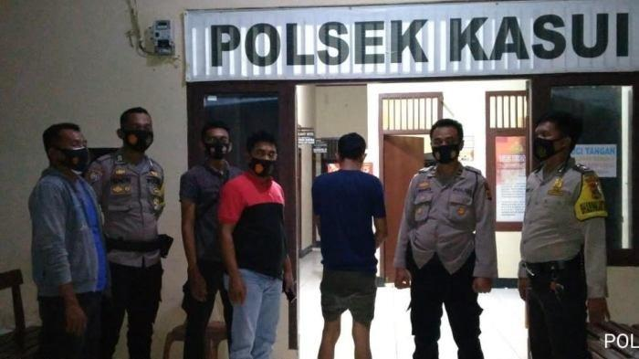 Buronan Curanmor di Way Kanan Ditangkap Anggota Polsek Kasui