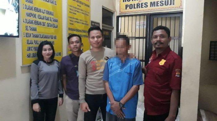 Pria di Mesuji Perkosa Anak Tiri 5 Tahun, Ibu Kandung Baru Lapor Setelah Akan Ditembak