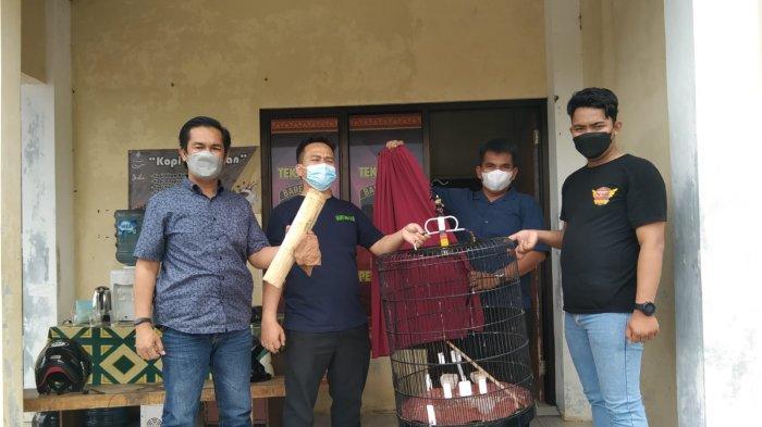 Burung Murai Dicuri dari Kamar Kosong Rumah Warga Pesawaran Lampung