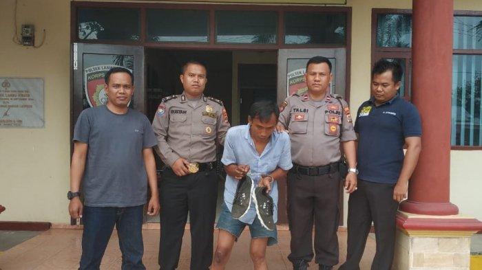 Tersangka Curas Jalintim Diringkus di Bandar Lampung
