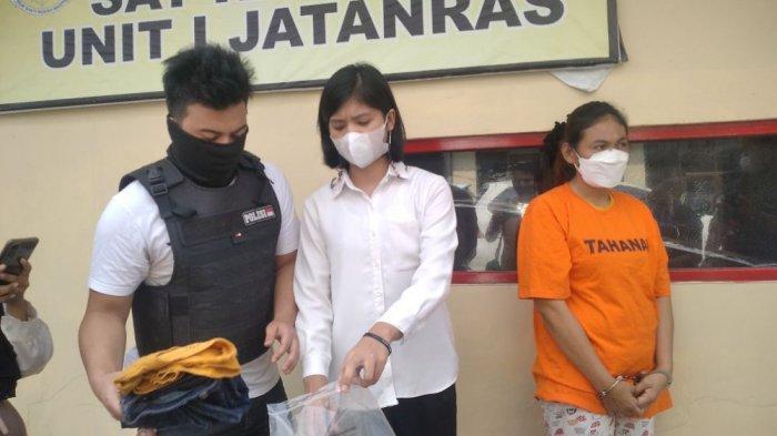 Hasil Maling Dipakai ART Berambut Pirang di Bandar Lampung untuk Beli Baju