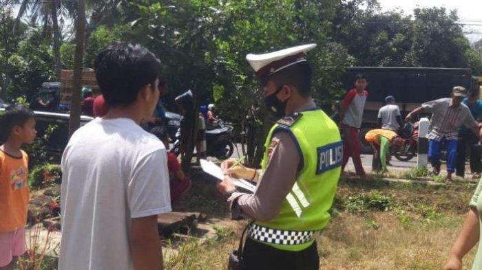 Terungkap Identitas Penumpang Supra X yang Tewas Kecelakaan di Jalinbar Pesawaran
