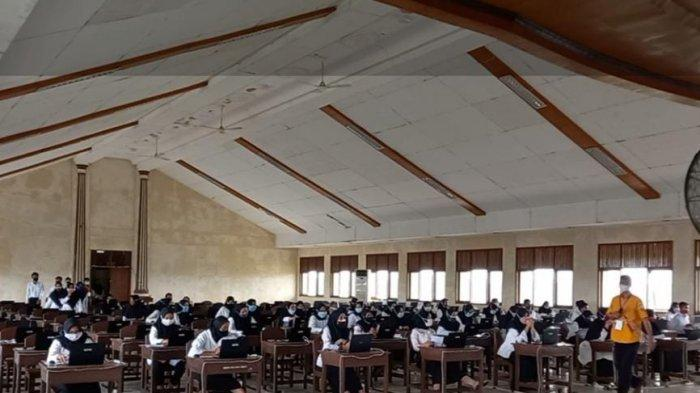 CPNS Lampung, Tes SKD Tanggamus Sempat Tertunda 2 Jam akibat Gangguan Server