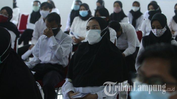 Peserta CPNS dan P3K Metro Lampung Nihil Positif Covid-19