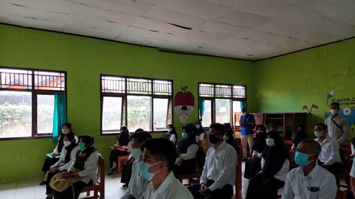 Peserta Tes SKD PPPK Guru di Mesuji Lampung Capai 540 Orang