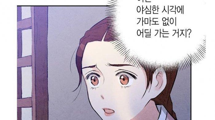Spoiler Webtoon The Forbidden Marriage Episode 21