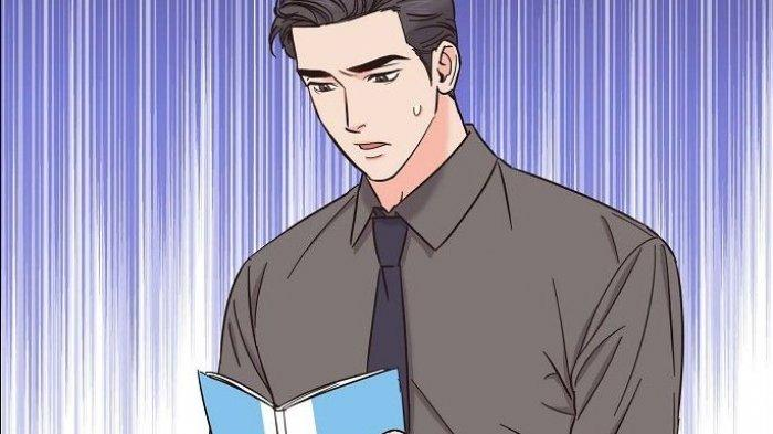 Spoiler Webtoon The Scandal Episode 26, Lee Soohyuk Terkejut Membaca Buku Jiwoo!